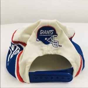 9b5a3b8c8acc98 eastport Accessories   Vtg Ny Giants Snapback Hat   Poshmark